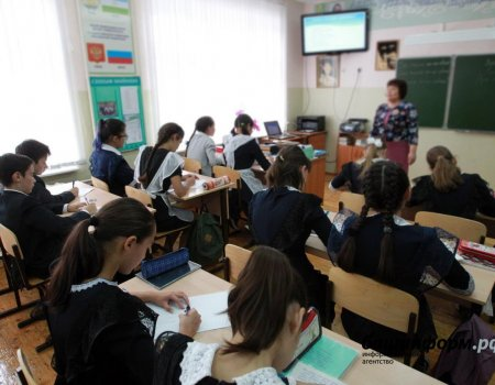 В Башкортостане школьники могут выйти на очную учебу до Нового года